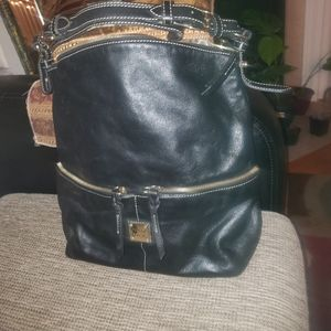 XL DOONEY and Bourke leather purse